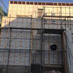 注文住宅(マイホーム) キミドリ建築主催、クーラーの効いたBBQと建材フェアと途中経過~断熱材・電気工事・床(暖)・外壁他~
